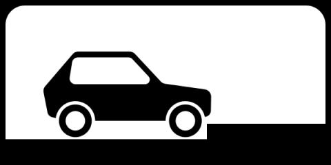 Дорожный знак 8.6.5
