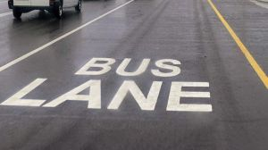 Автобусная полоса