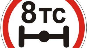 3.12 Ограничение массы, приходящейся на ось транспортного средства